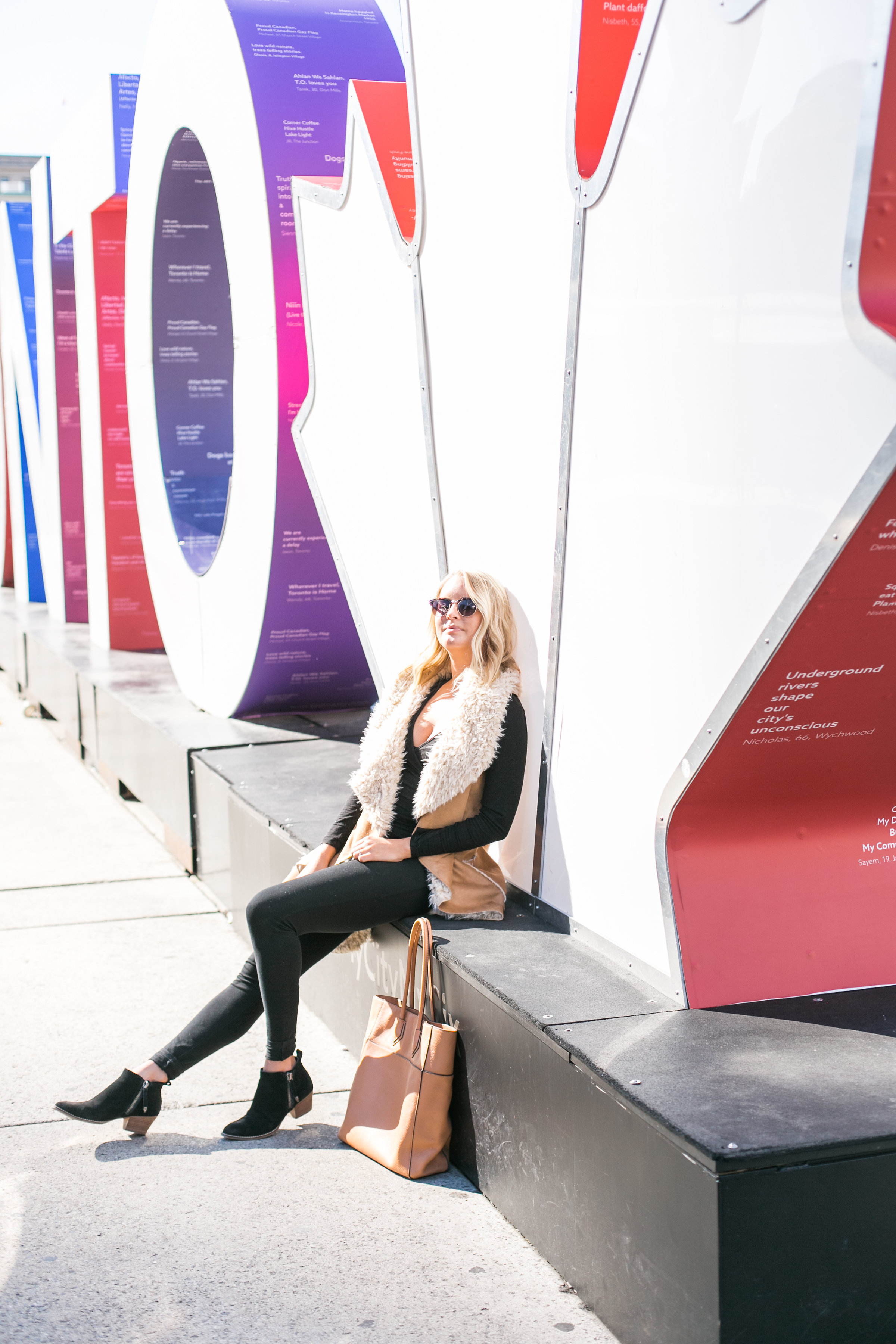 Toronto Fall Fashion
