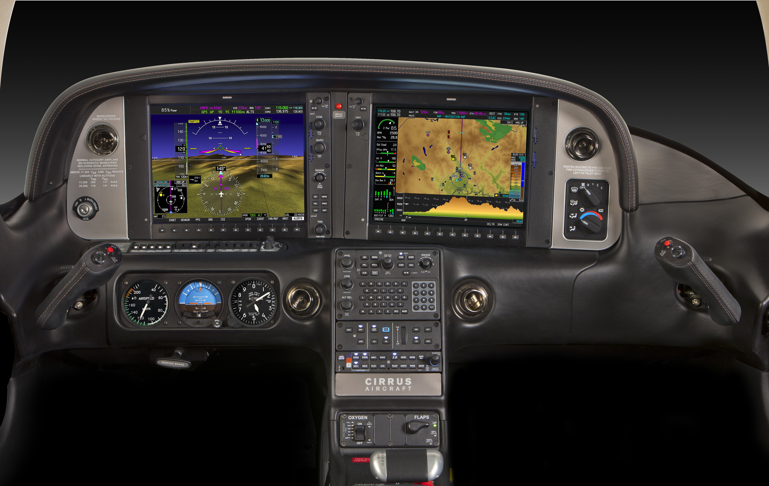 The Cirrus Perspective - Garmin aviation innovation technology