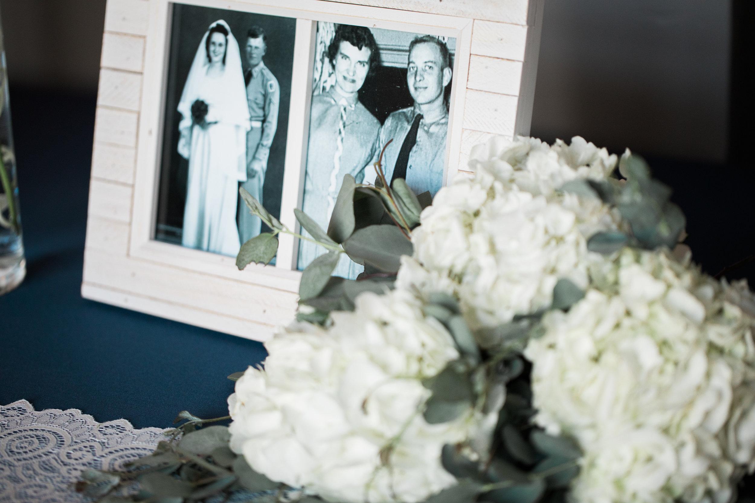 Pinstripes Oakbrook Wedding