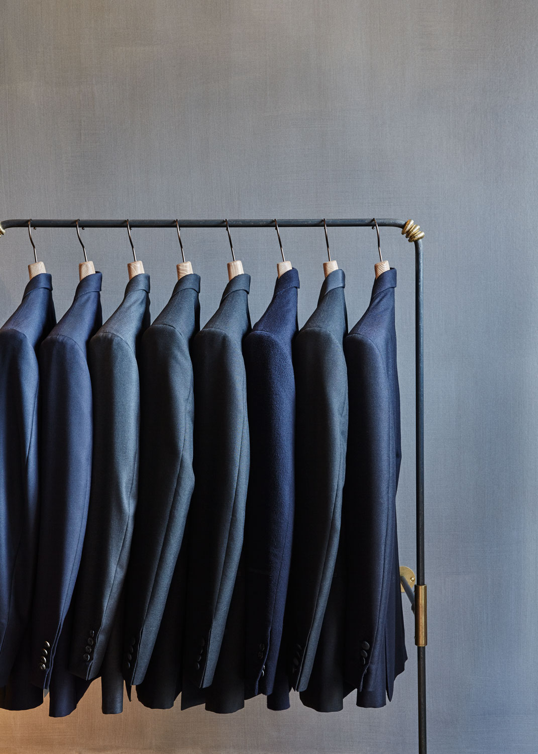 Gieves and Hawkes for  Luxury
