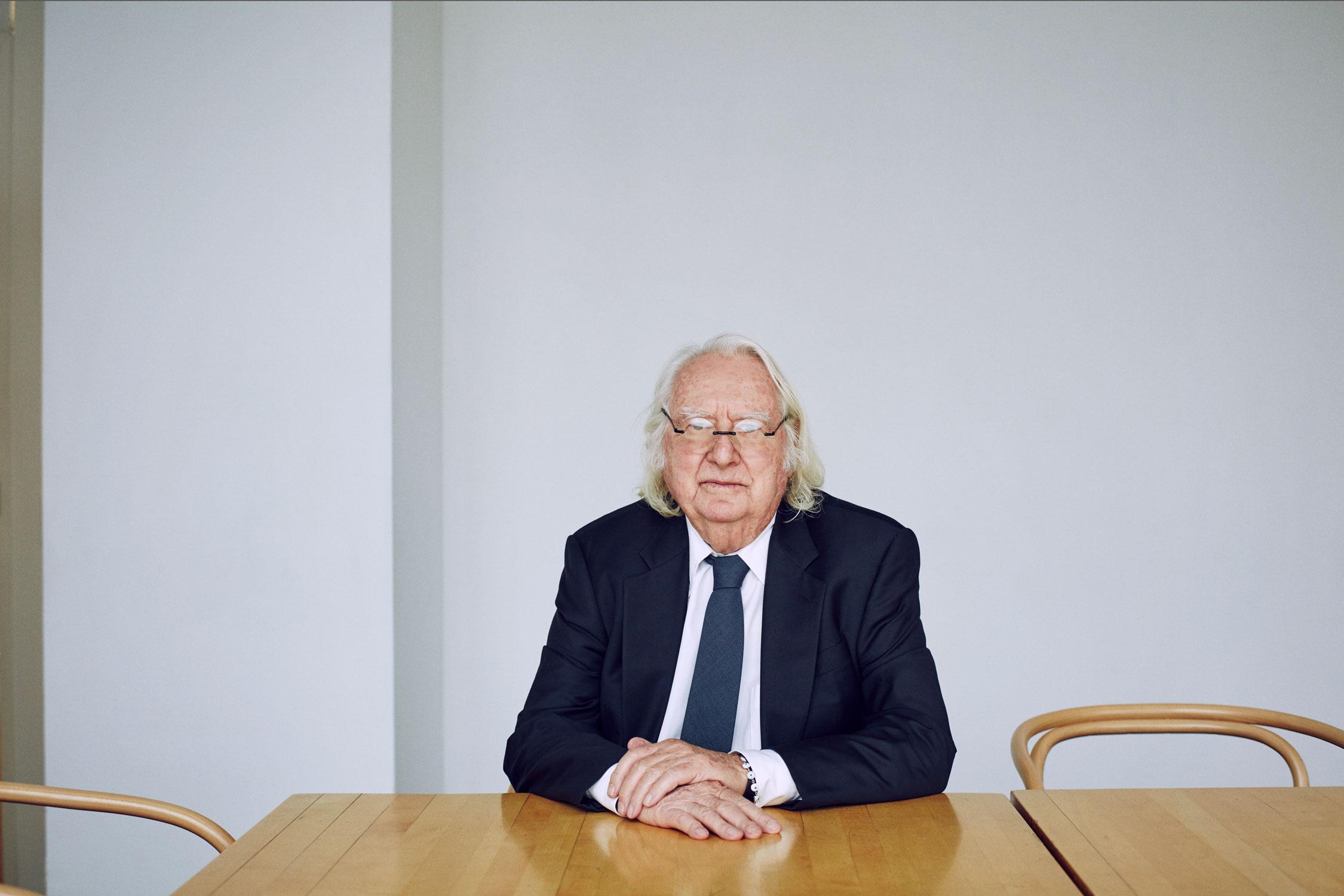 Richard Meier for  WSJ