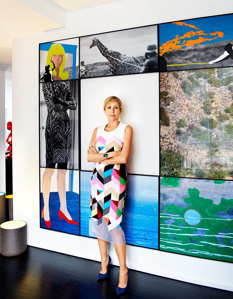 Carmen Busquets for Harper's Bazaar