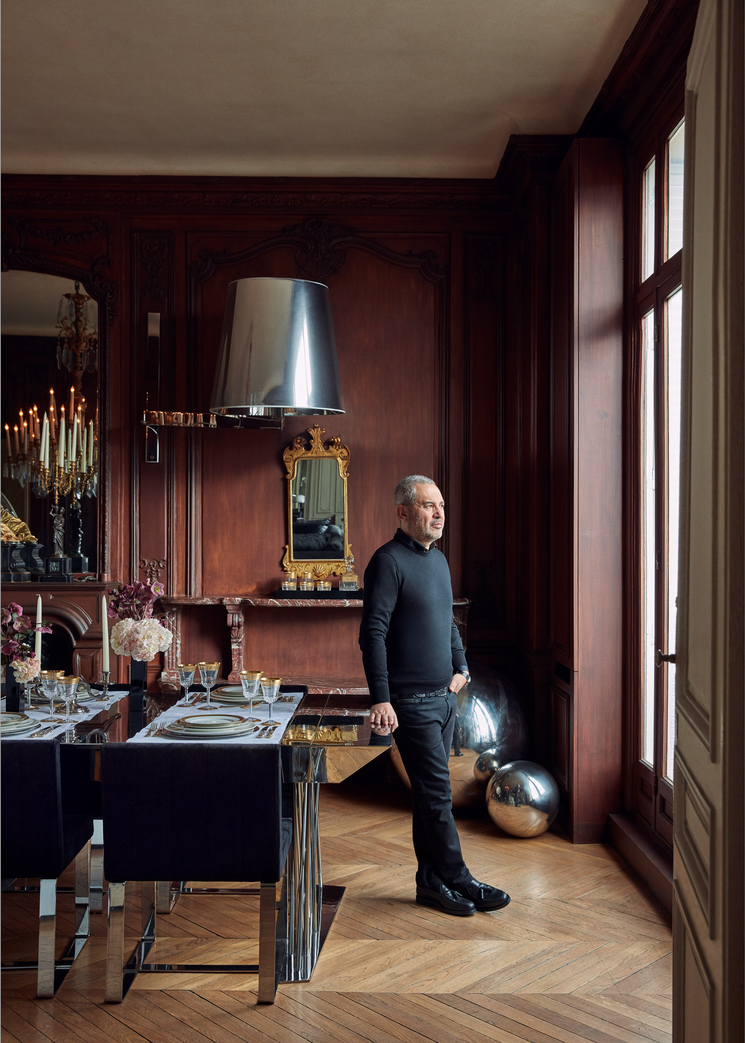 Elie Saab for  Harpers Bazaar