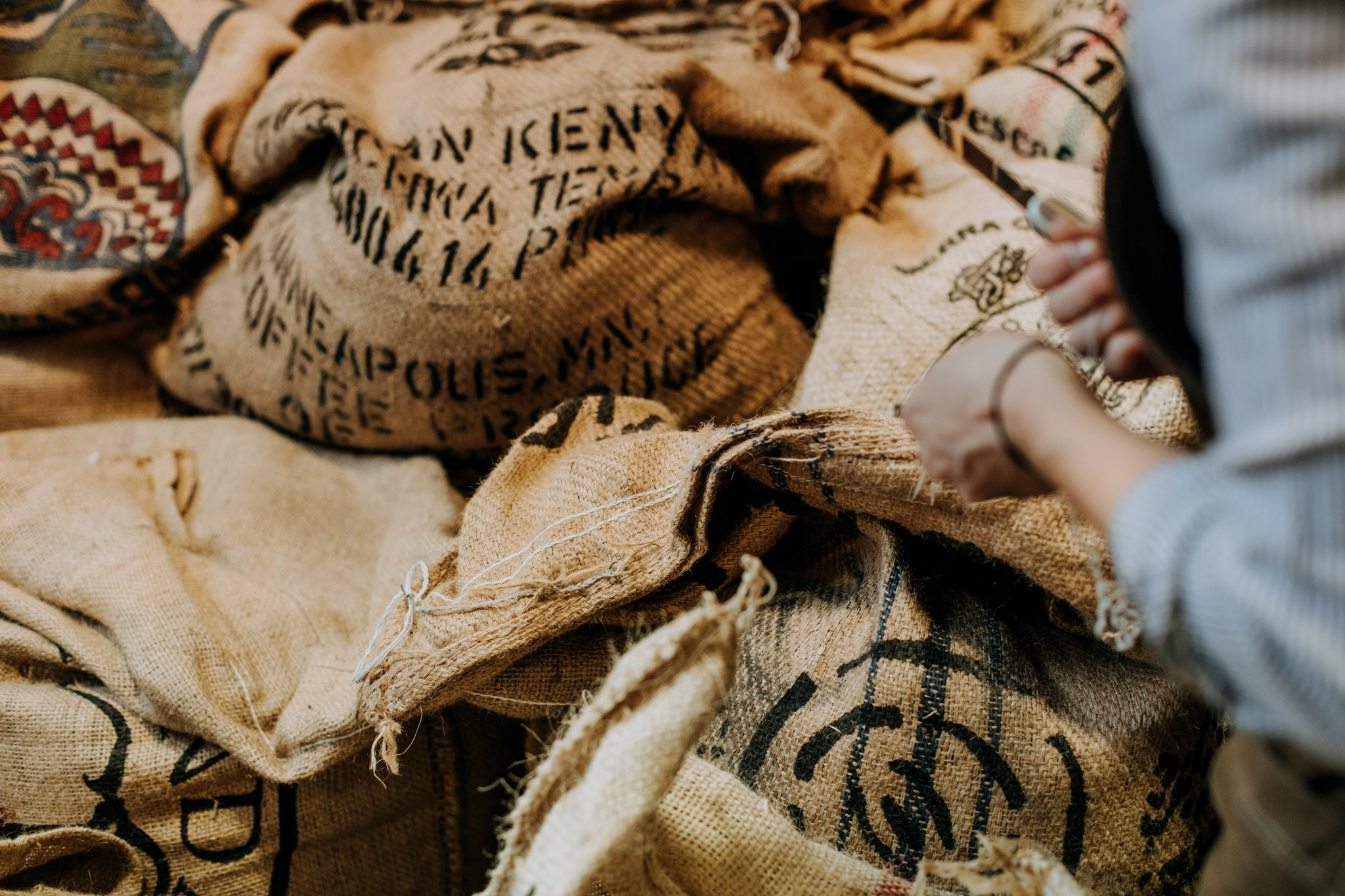 Wholesale Orders - Carefully and intentionally sourced from farmers around the world, we work closely with both importers and traders to gather a cohesive selection of beans to offer in a variety of batch sizes. Roasted weekly, inquire below for a list of our current offerings and relative pricing.