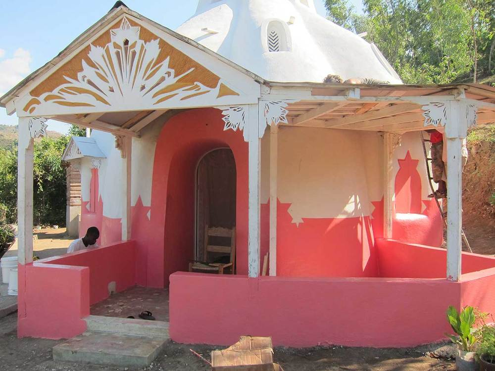 Konbit Shelter   Komye, Haiti