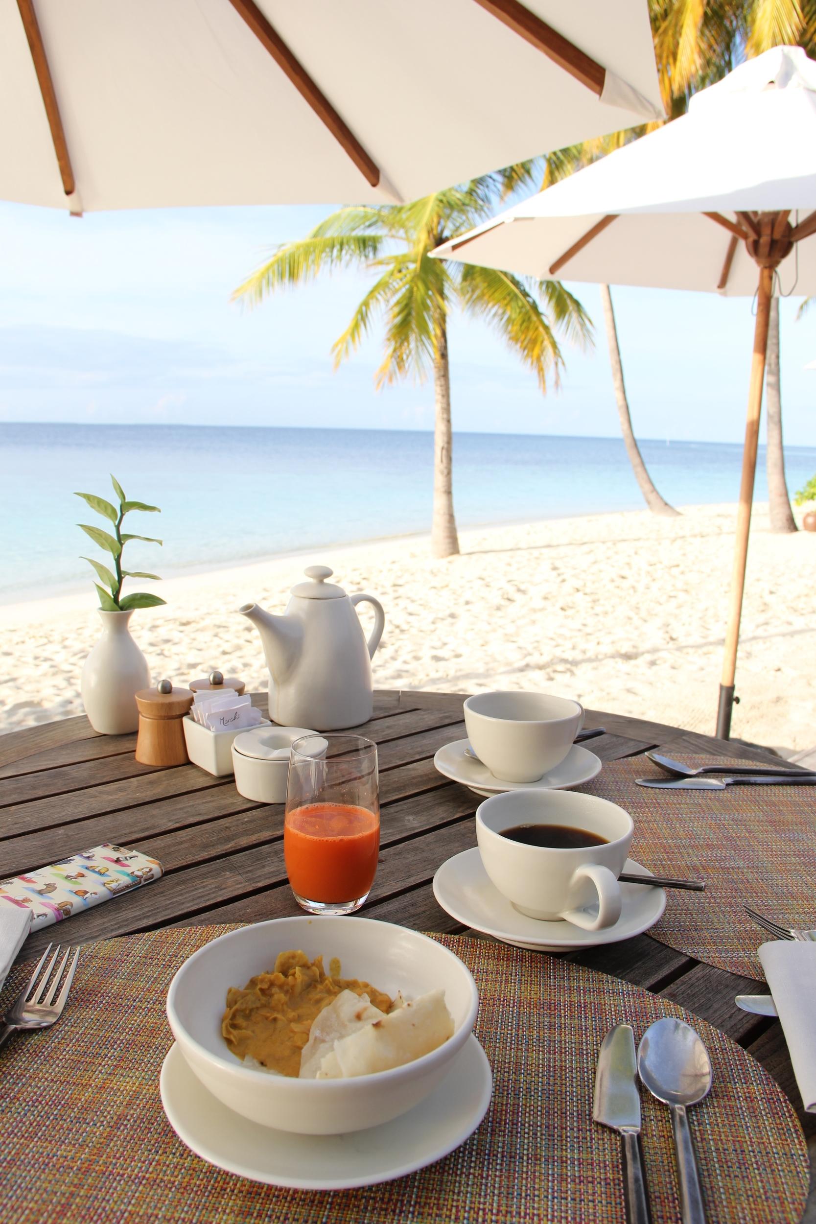 Beyond Ordinary Guides Maldives Mirihi Resort
