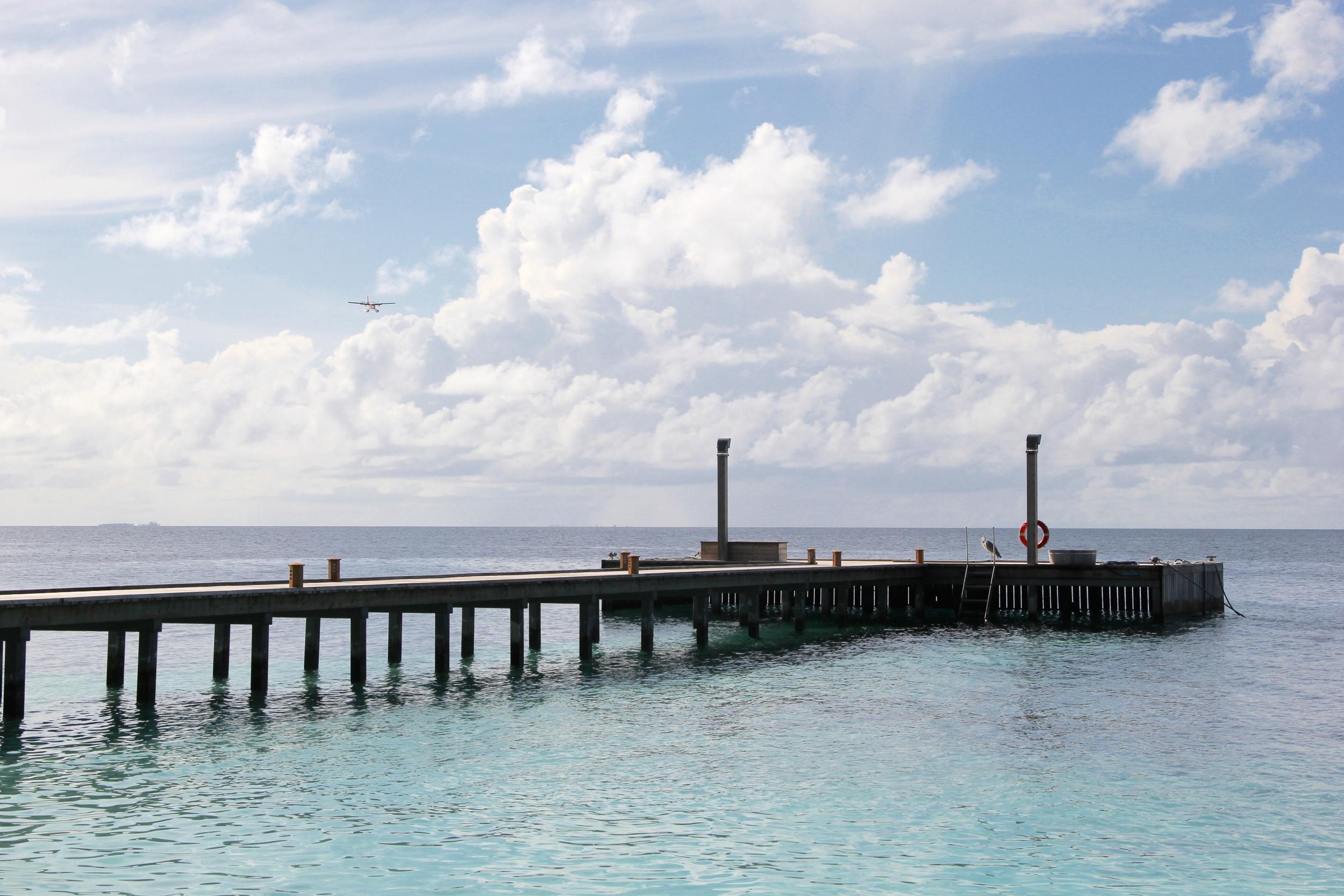 Beyond Ordinary Guides Maldives Seaplane