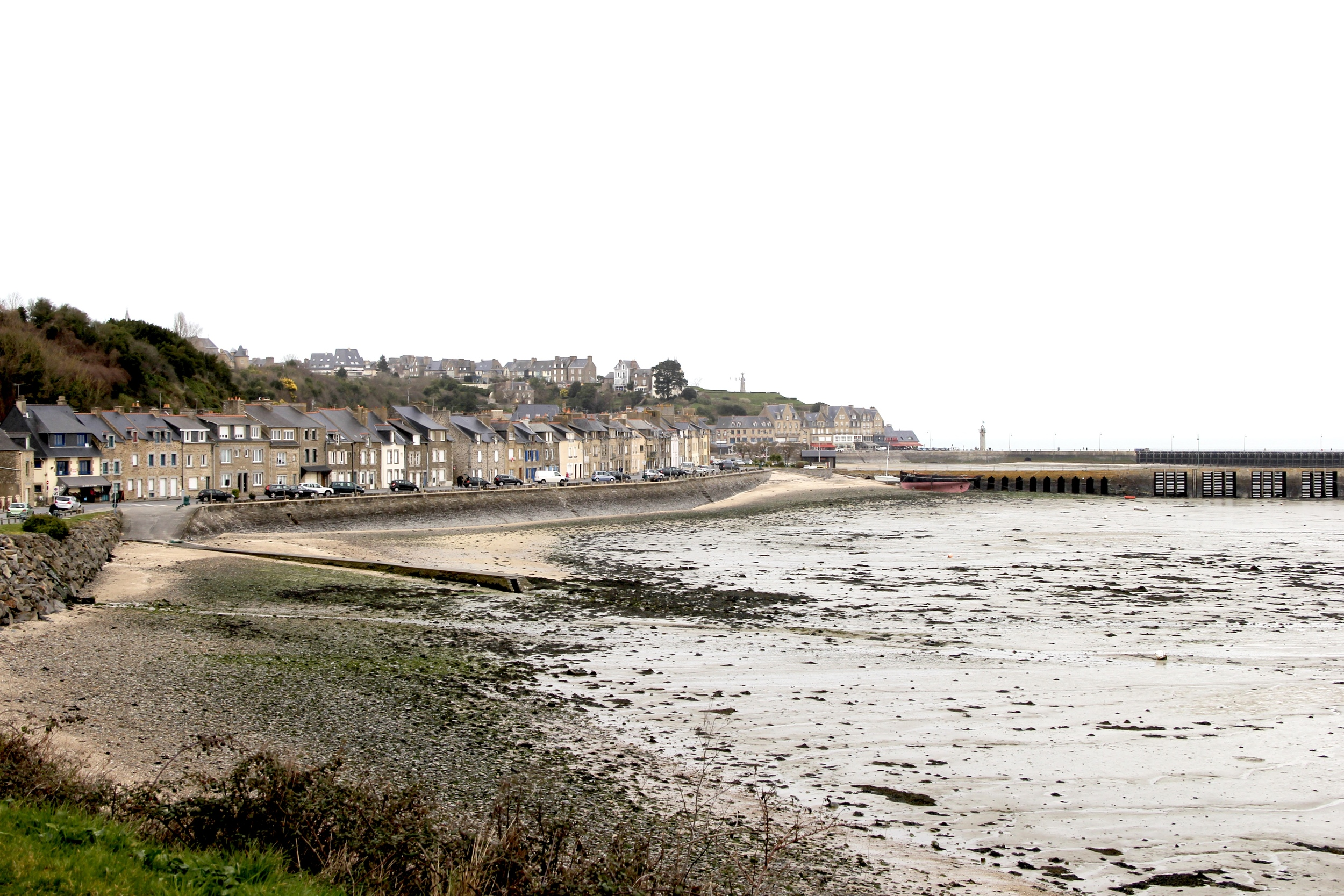The Oyster town of Cancale
