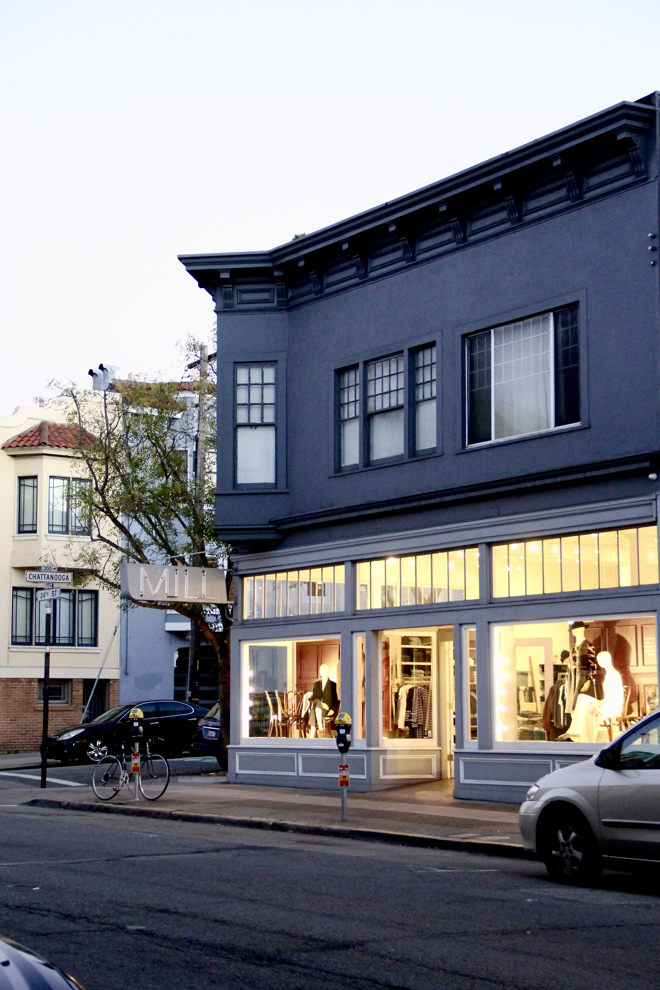 Mill Mercantile on 24th Street in Noe Valley, San Francisco | Beyond Ordinary Guides