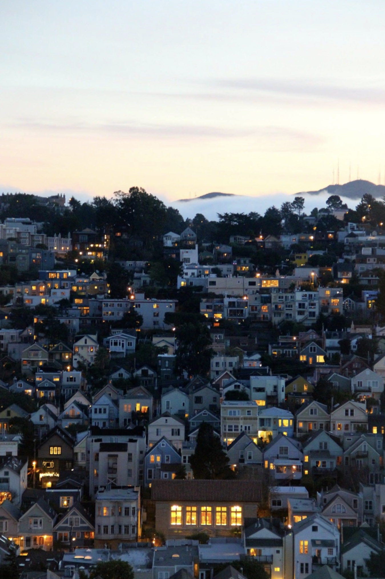 Goodnight, from Noe Valley, San Francisco | Beyond Ordinary Guides