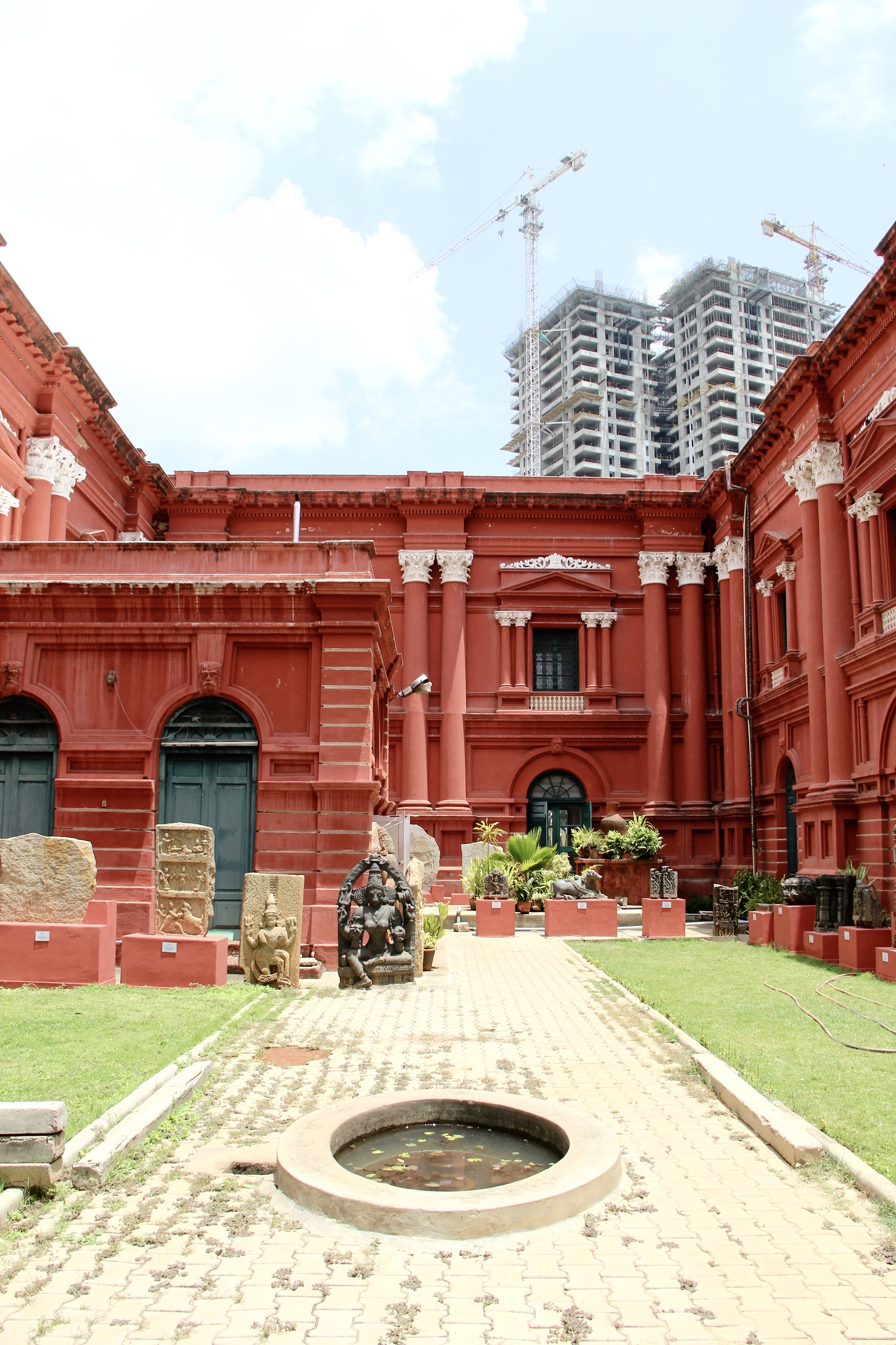 government building, bangalore, india | beyond ordinary guides
