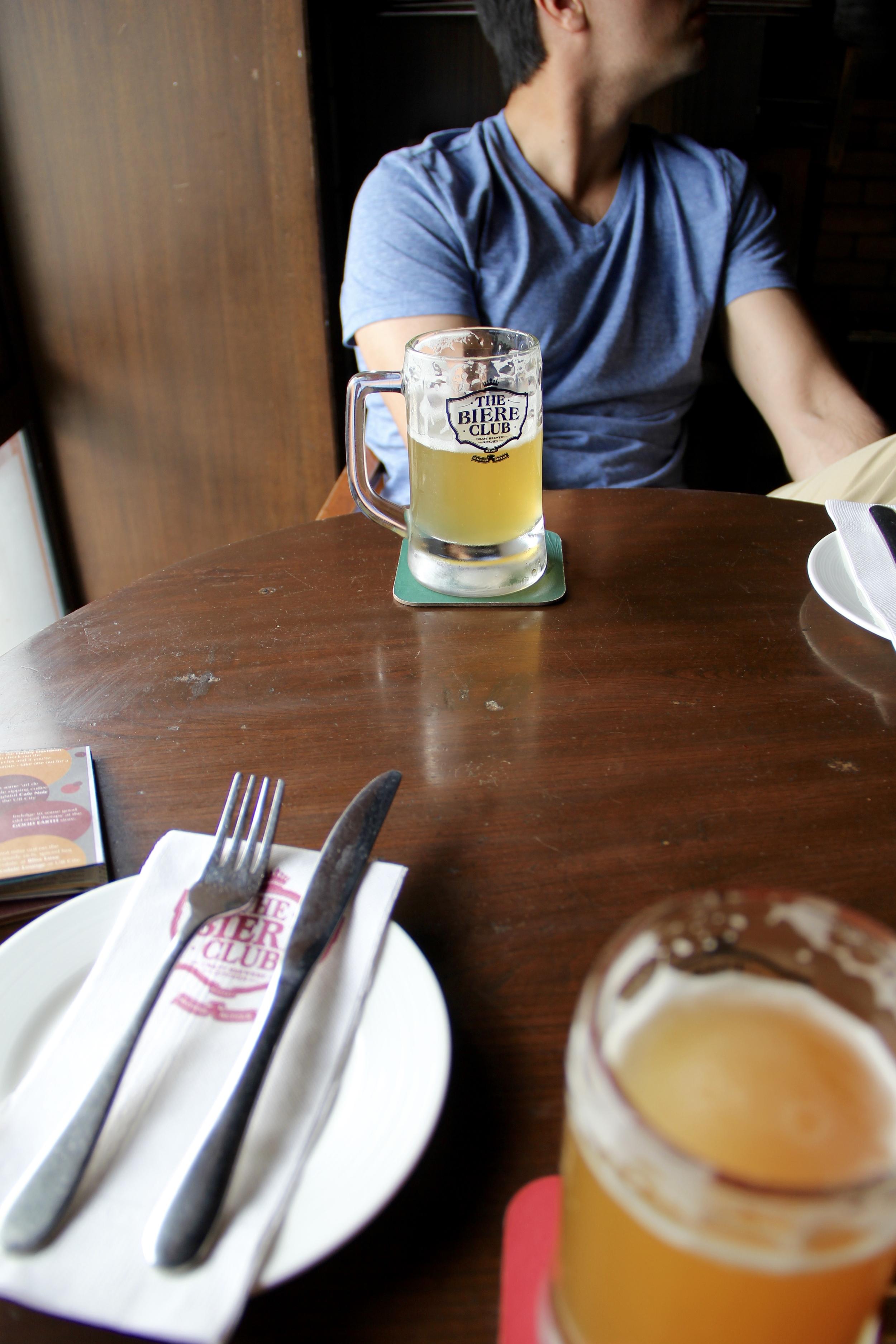 the biere club, bangalore, india