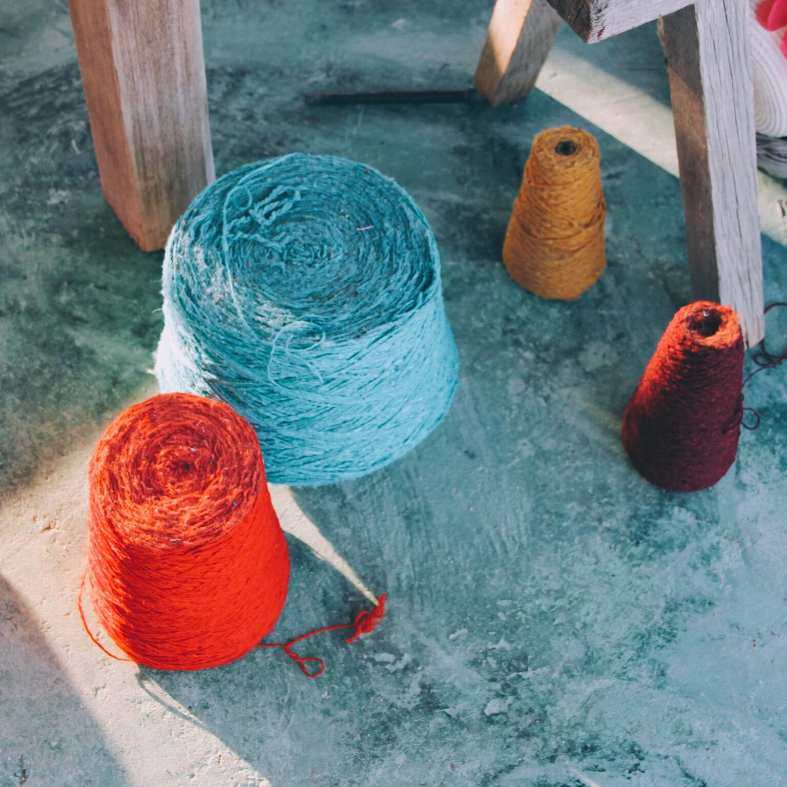 Blanket Factory in Todos Santos