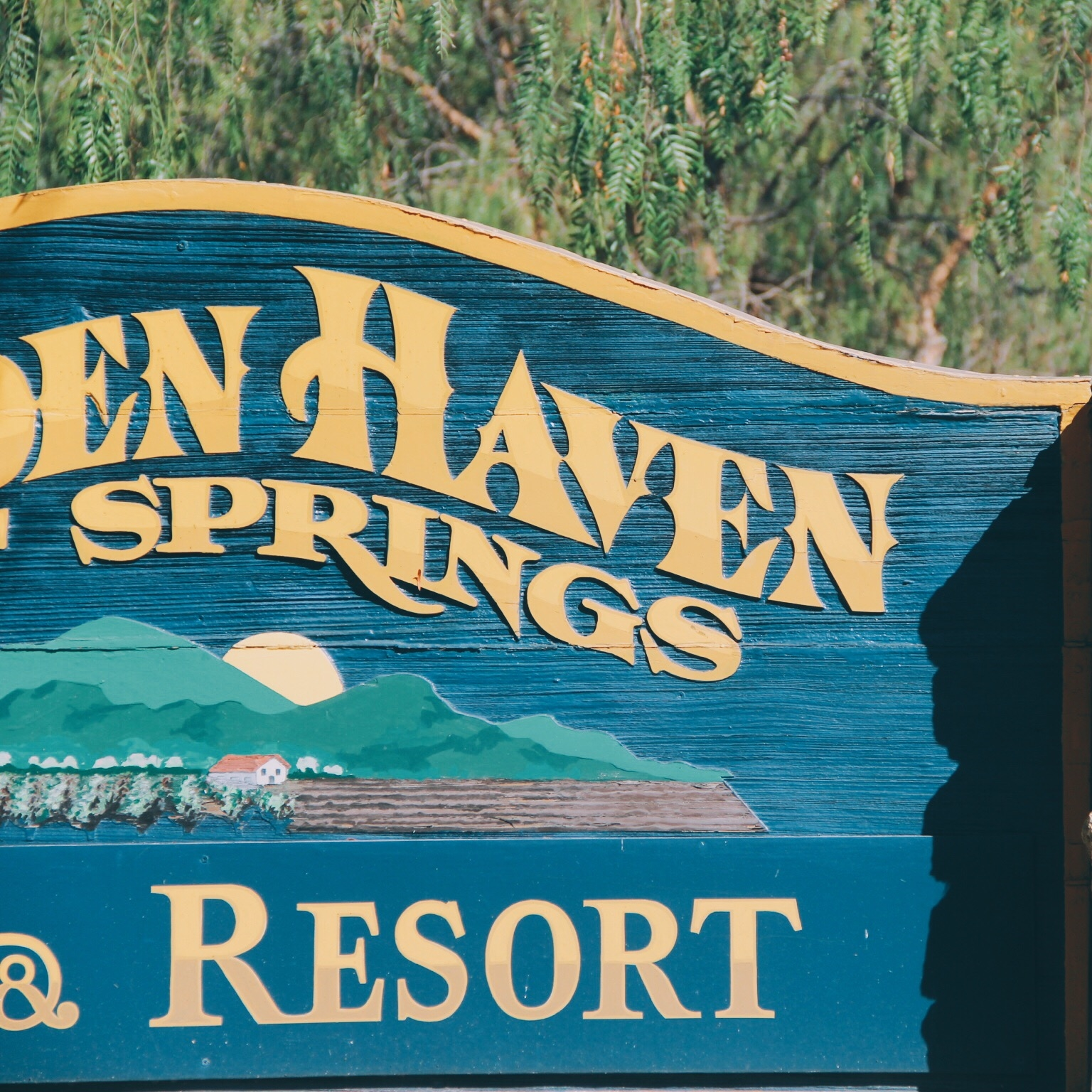 Golden Haven Hot Springs Resort & Spa