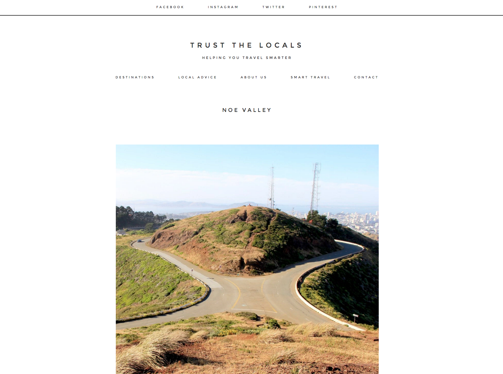 Trust the Locals Noe Valley Guide