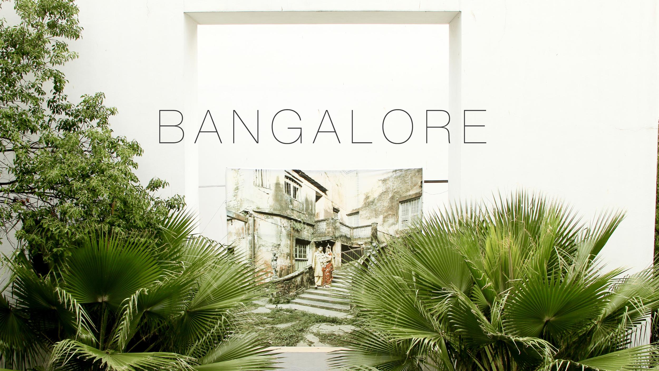Beyond Ordinary Guides presents Bangalore, India