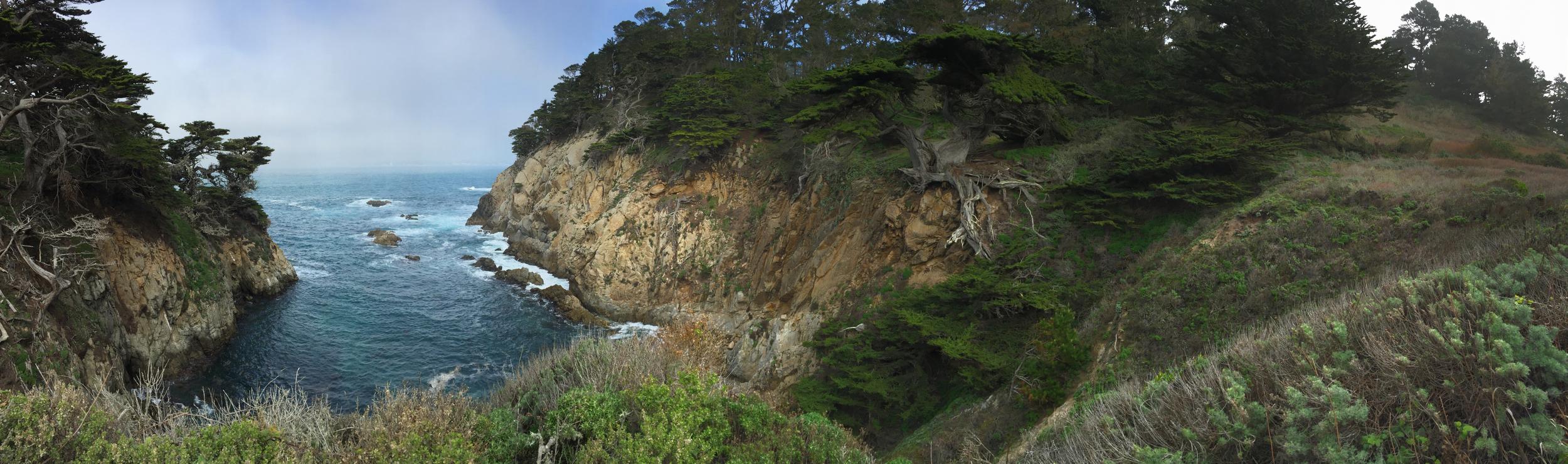 Point Lobos panorama