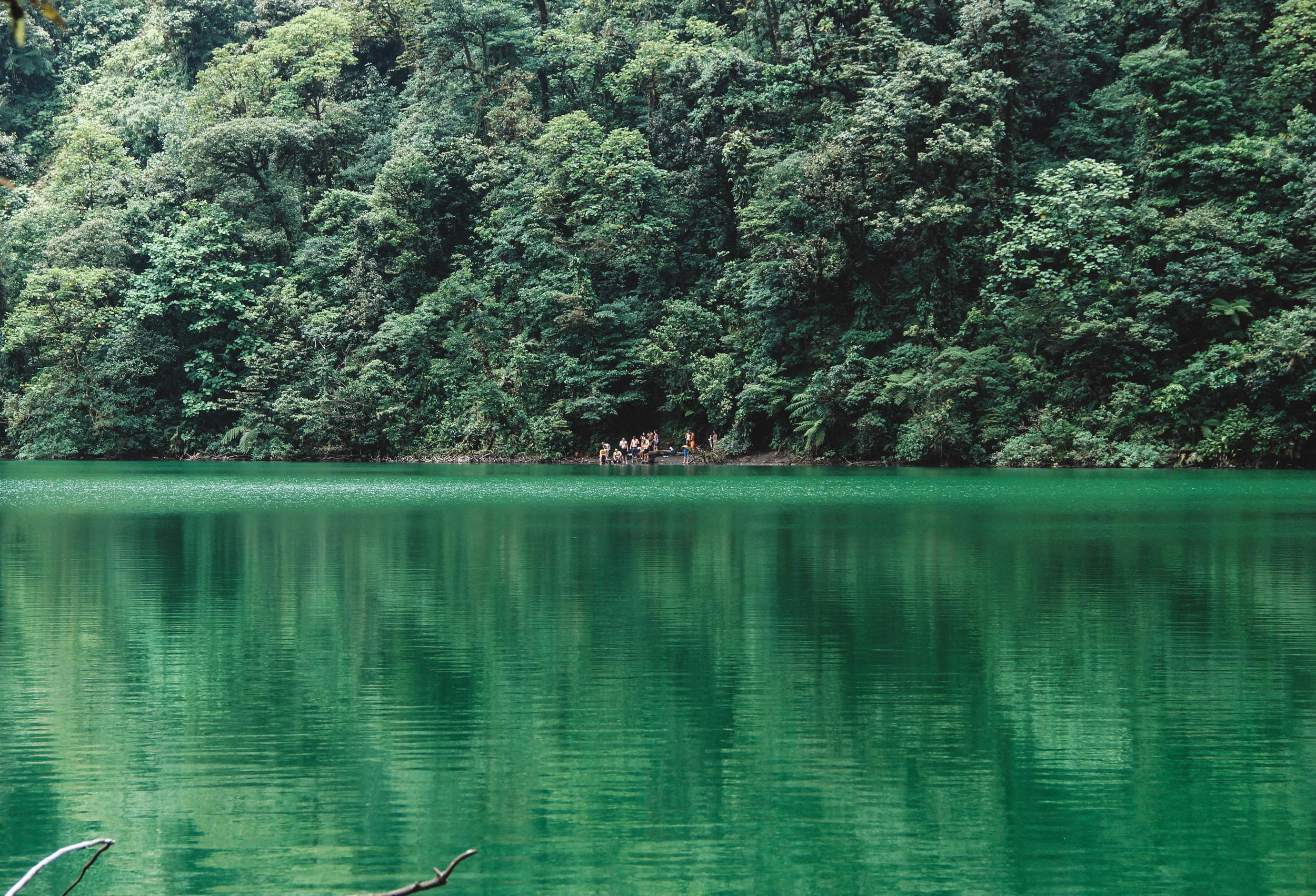 Cerro Chato in Costa Rica