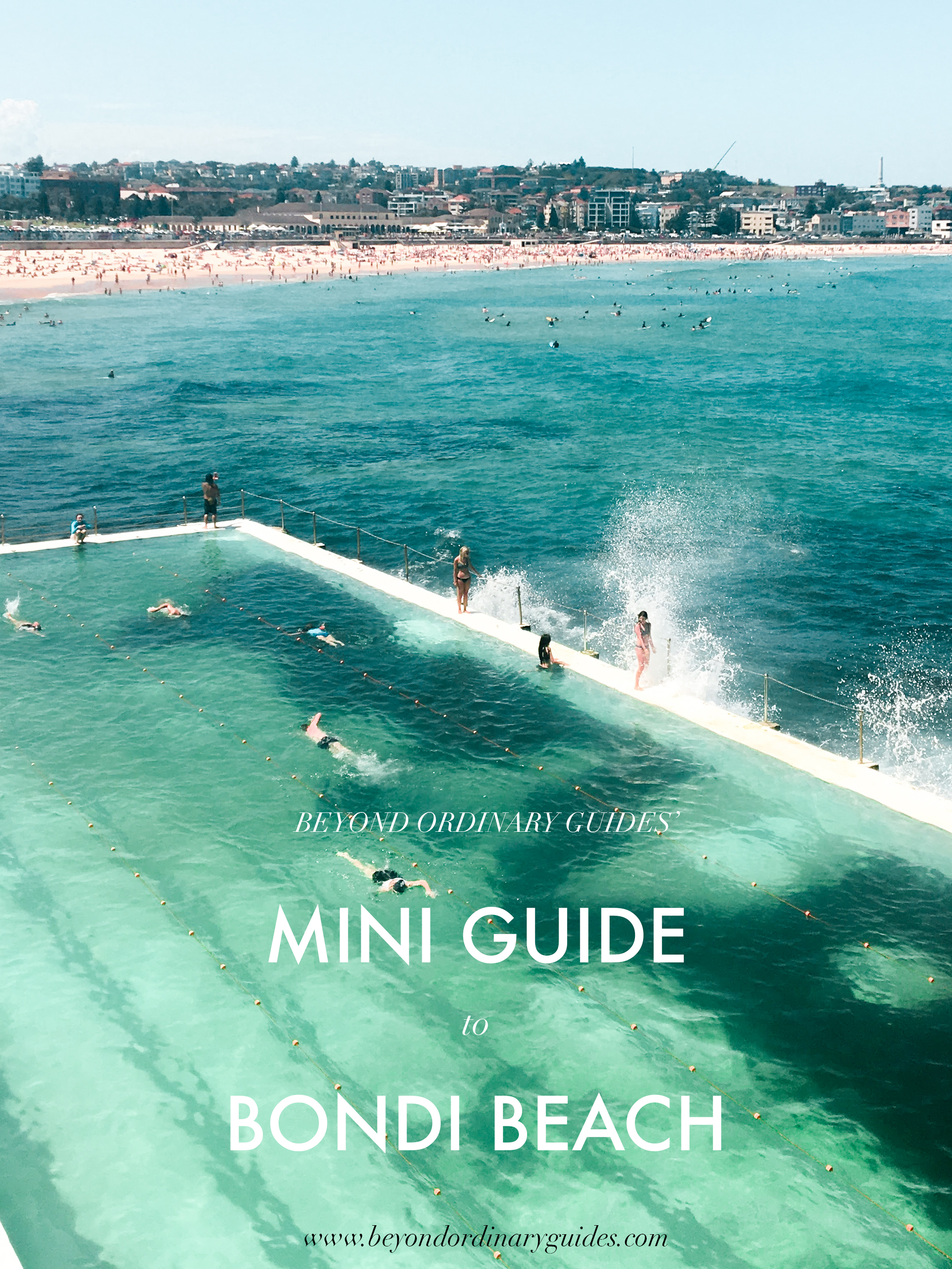 Beyond Ordinary Guides Mini Guide to Bondi Beach