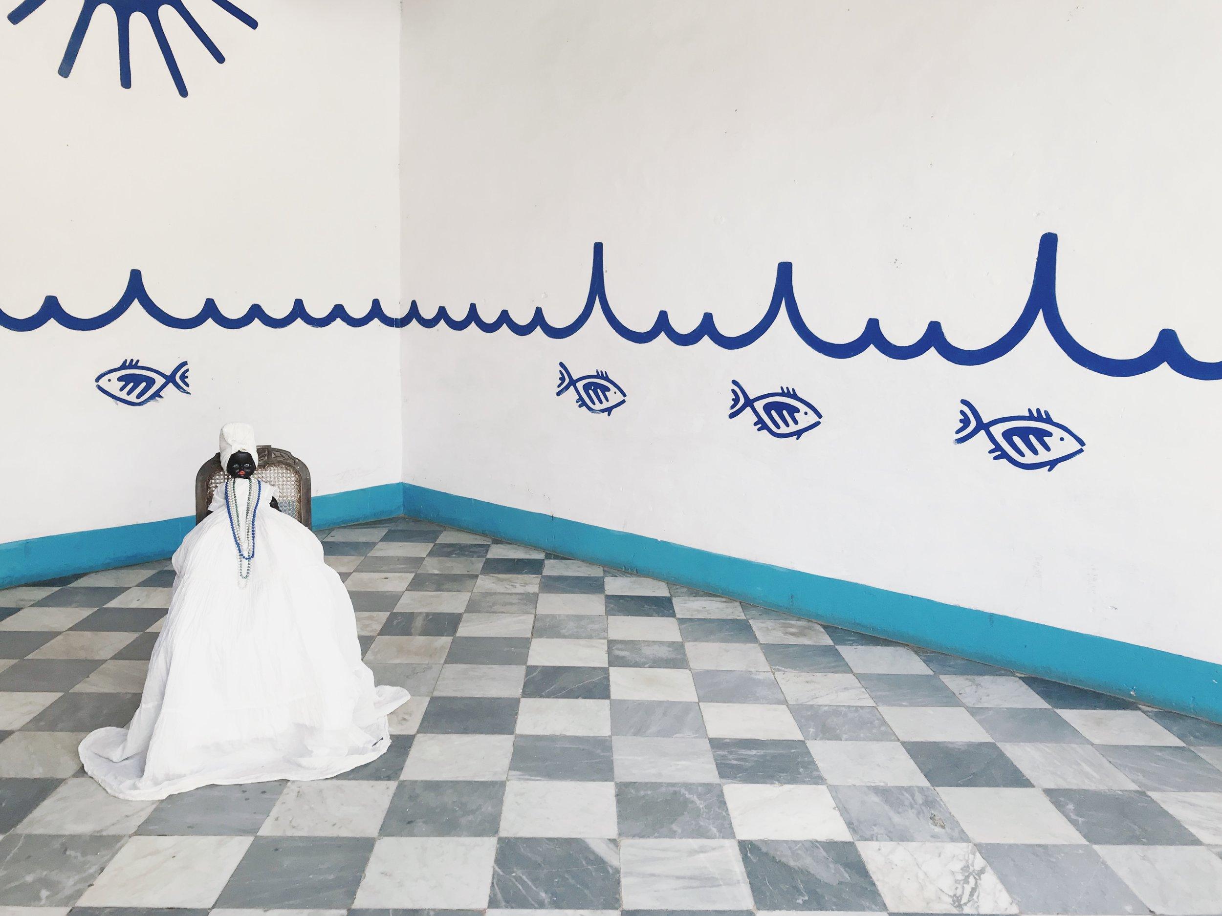 Santeria Temple | Cuba