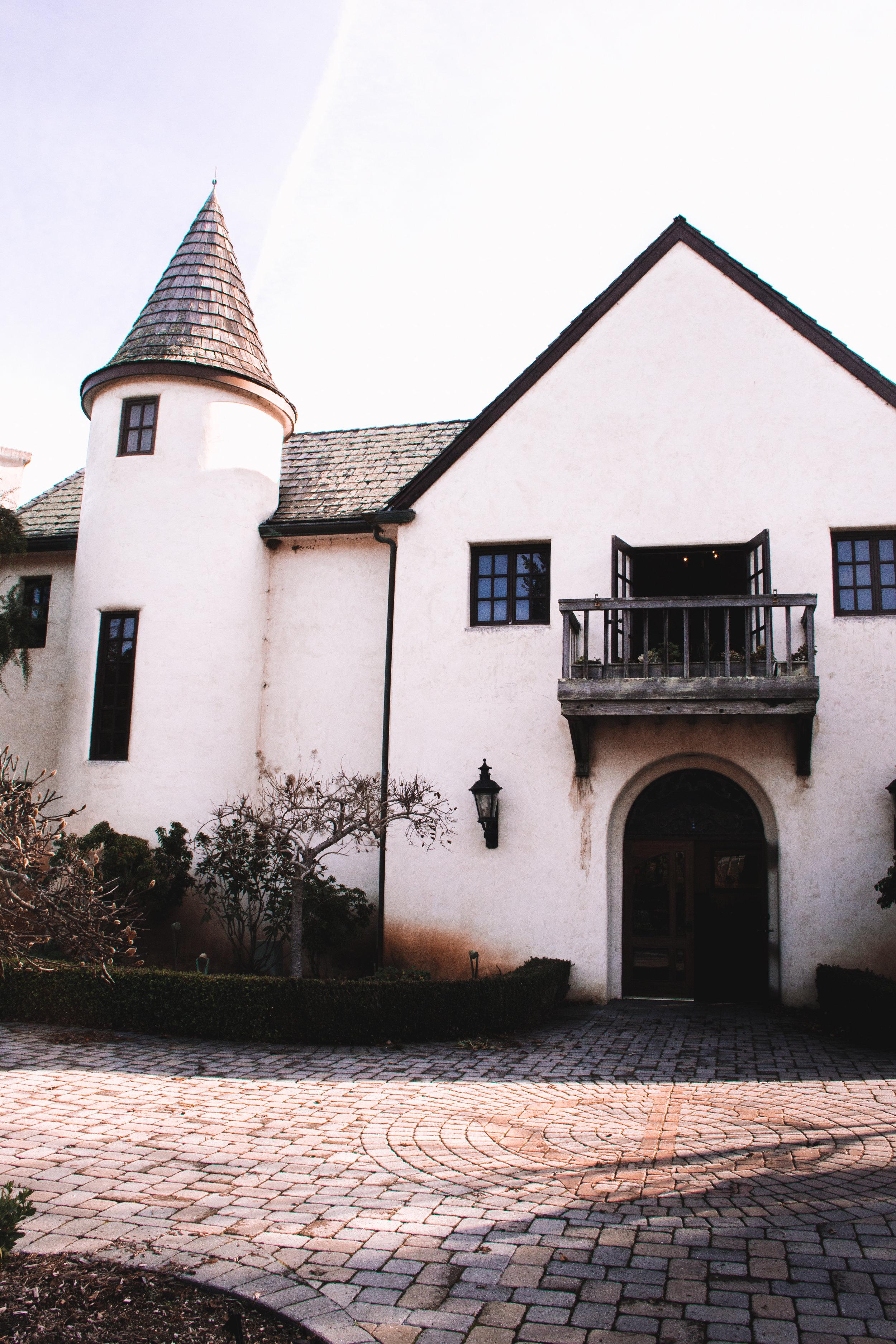 Folktale Winery in Carmel Valley, CA