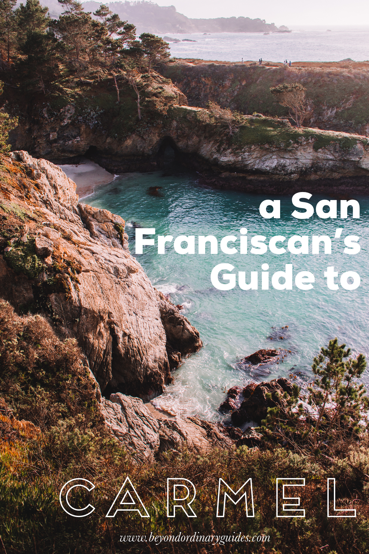 a San Franciscan's Guide to Carmel, CA