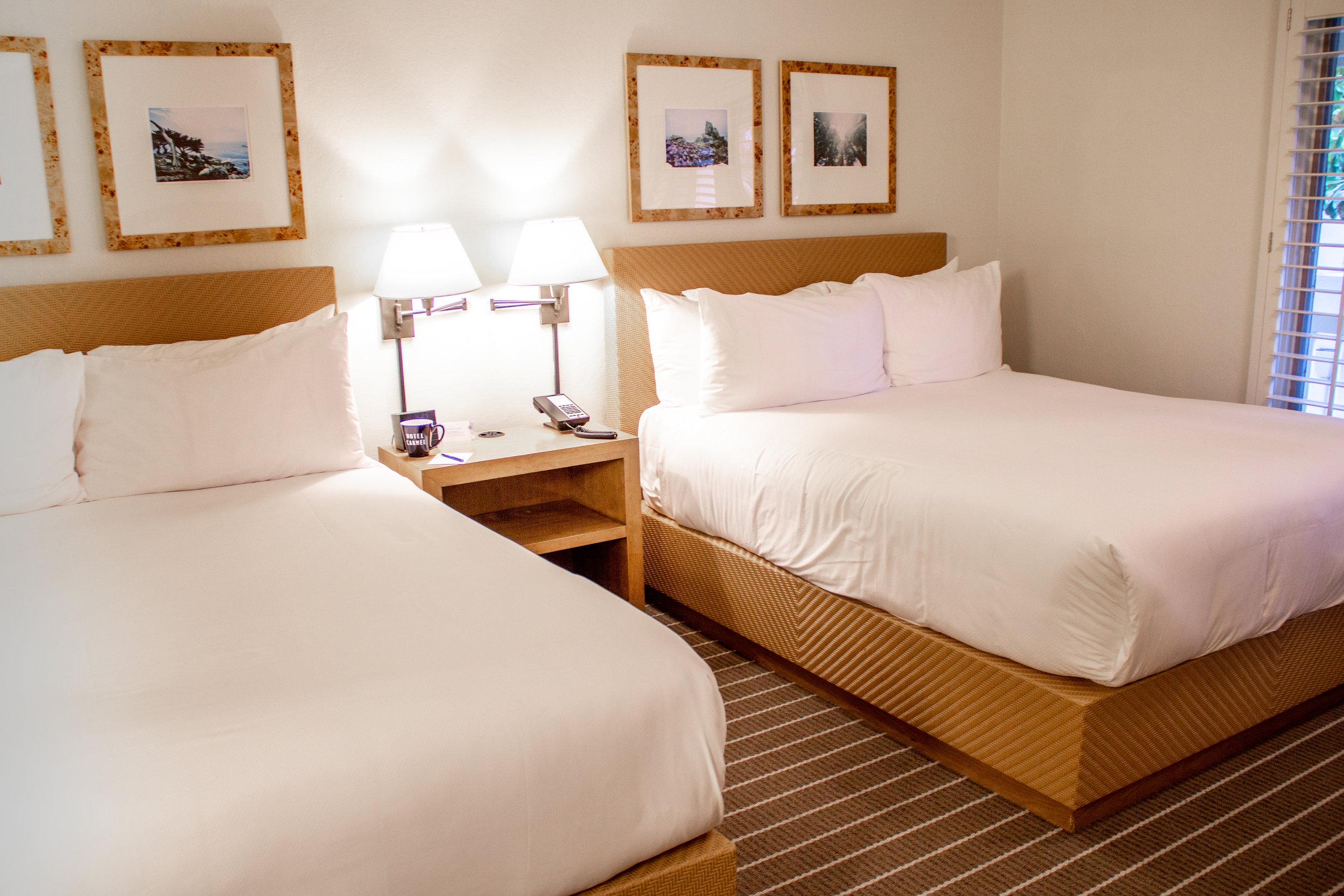 Hotel Carmel Room Photo