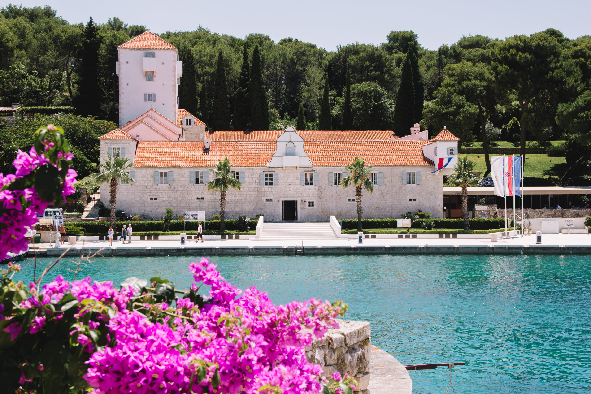 Guide to Maslinica on Solta in Croatia