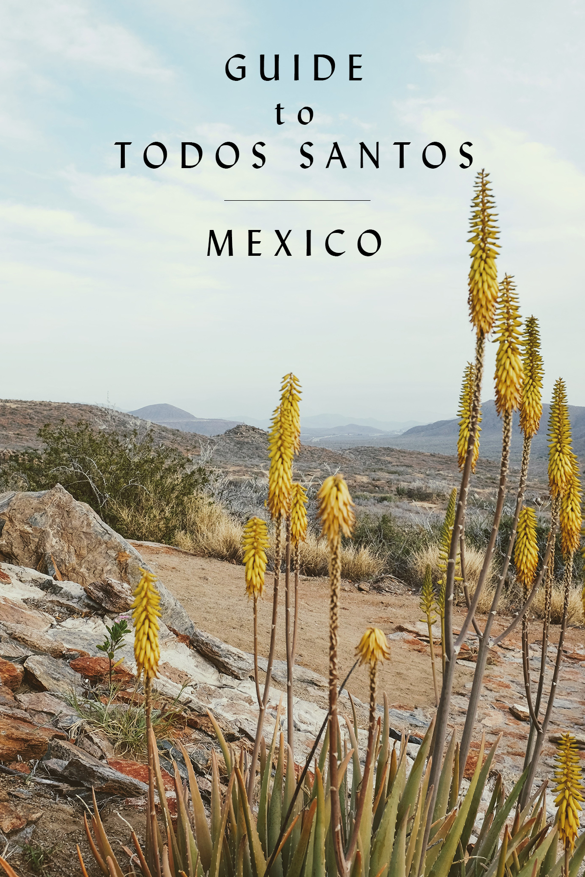 Guide to Todos Santos | Mexico