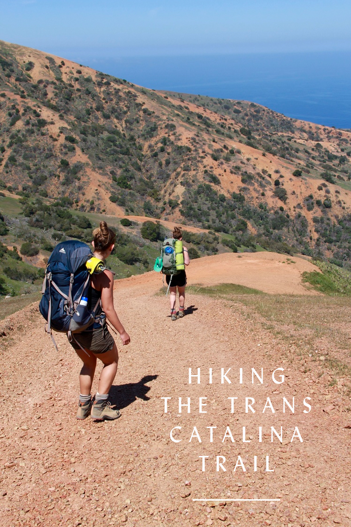 Hiking the Trans Catalina Trail, a Cadence of Pain