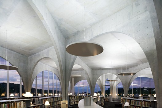 Library by Toyo Ito