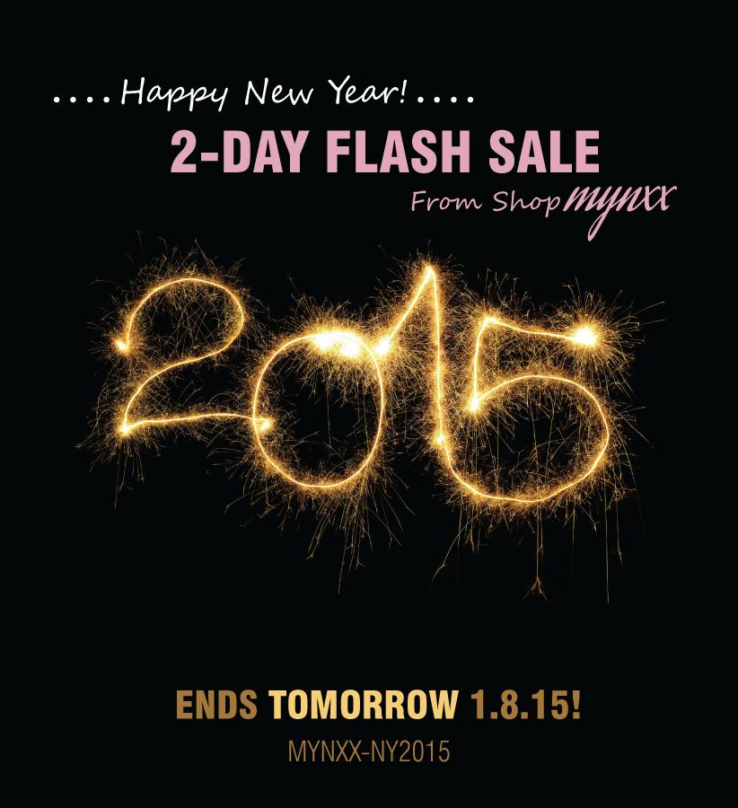 Mynxx Flash Sale