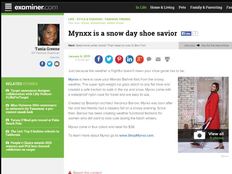 Mynxx-on-Examiner