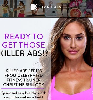 BURNTHIS Fitness App