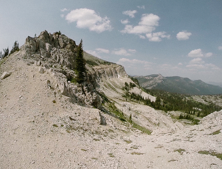Bob Marshall Wilderness, Montana, Solo Trek