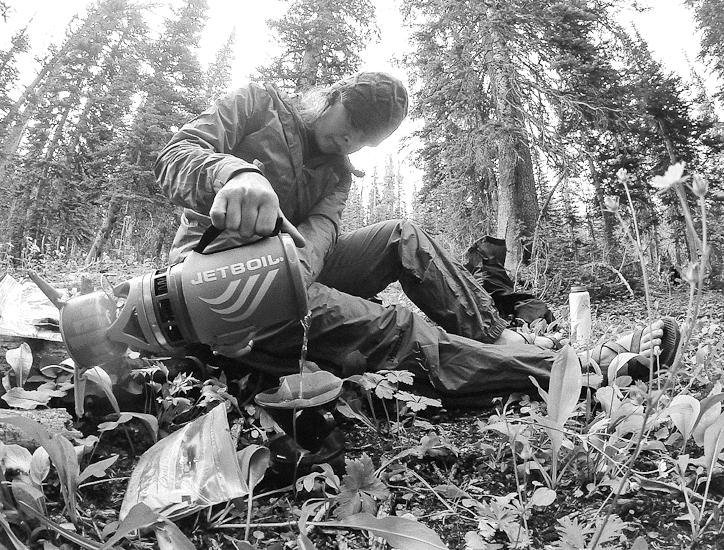 Bob Marshall Wilderness, Montana, Solo Trek