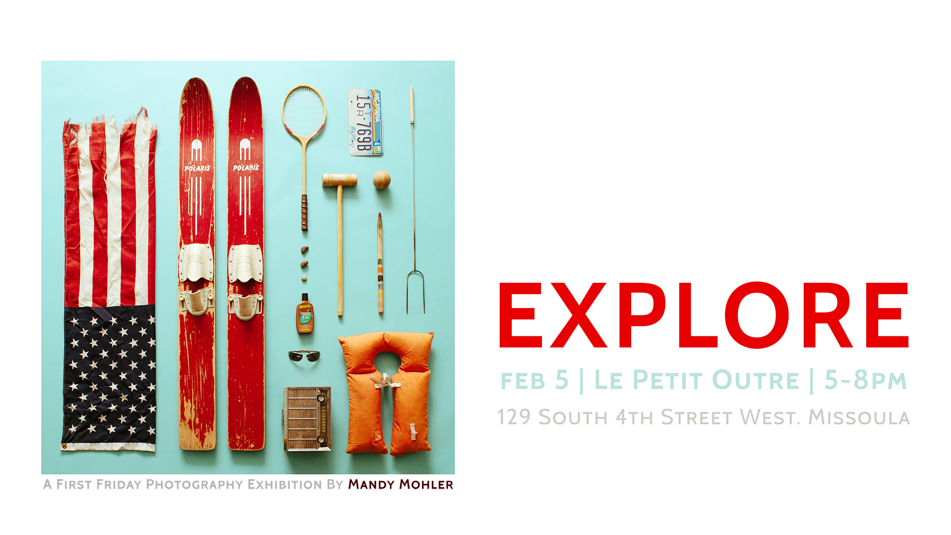 Explore Exhibition : Mandy Mohler
