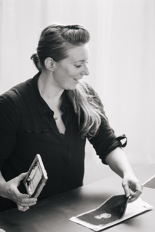 Corvidae Drawings and Designs : An Artist Portrait of Kim Shirle