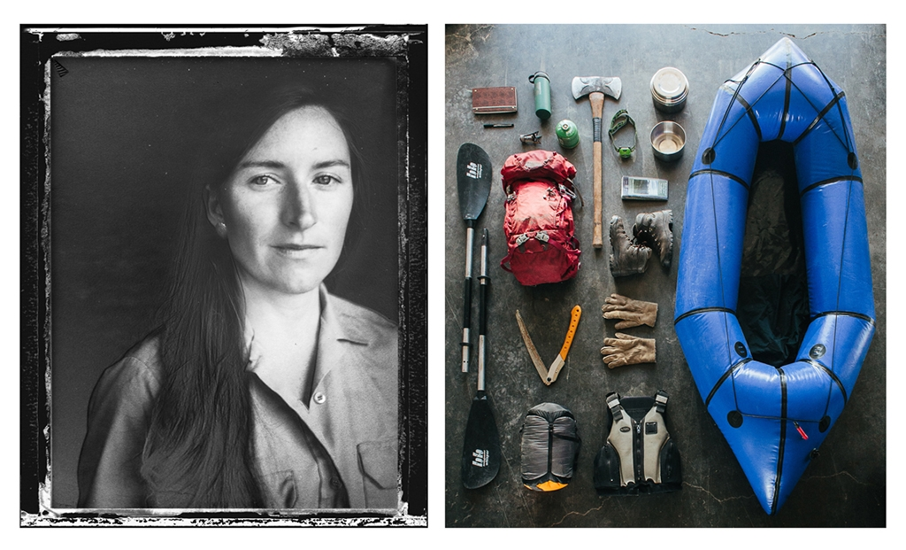 River Ranger : Elishiba Bagrow by Mandy Mohler