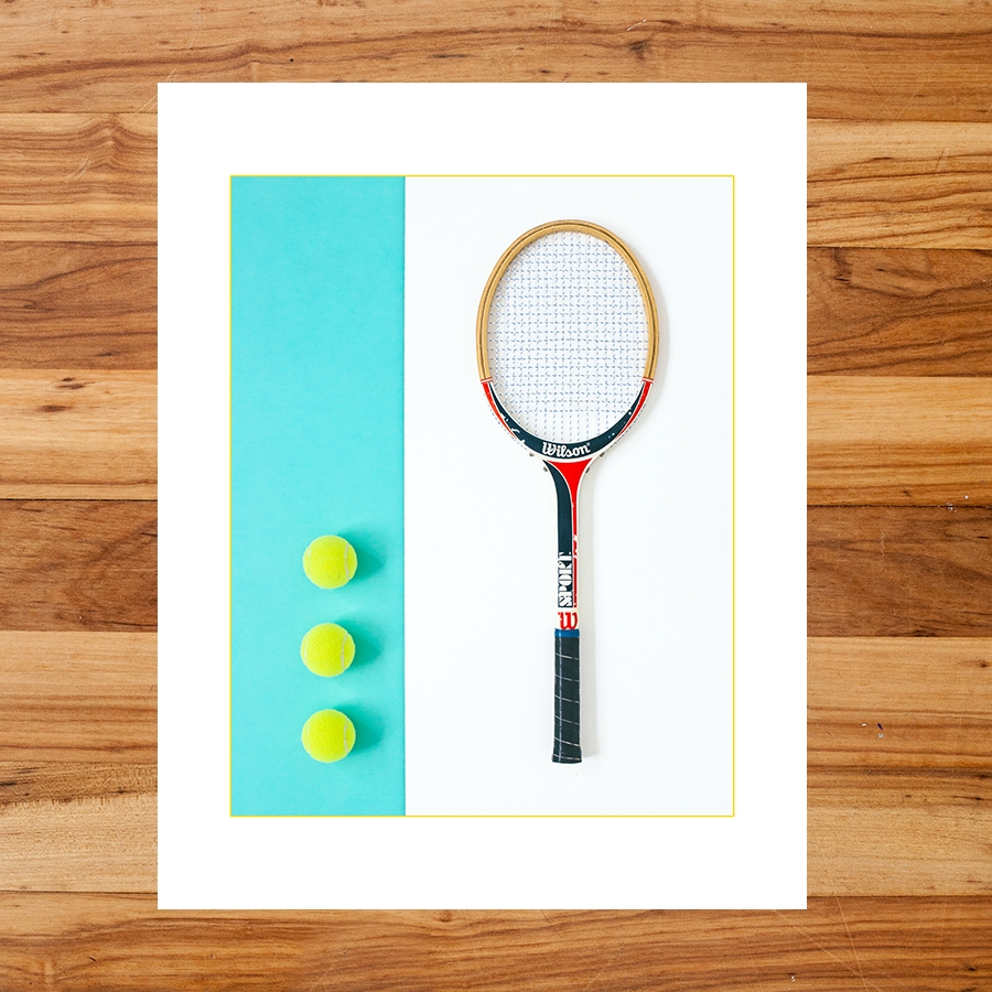 Tennis : Yard Olympics