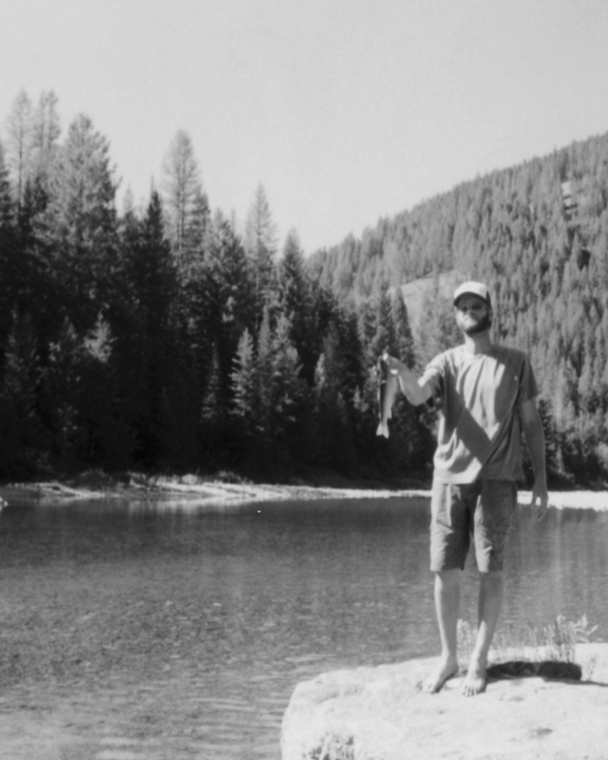 The Whitewater Rafter + Fly Fisherman - A story about sharing the love of summertime adventures with your young family.