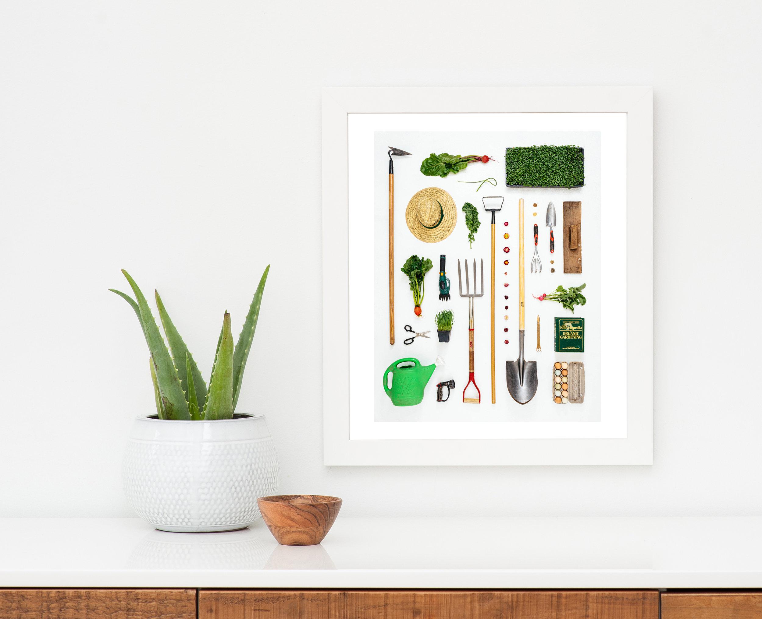 The Homestead  art print.