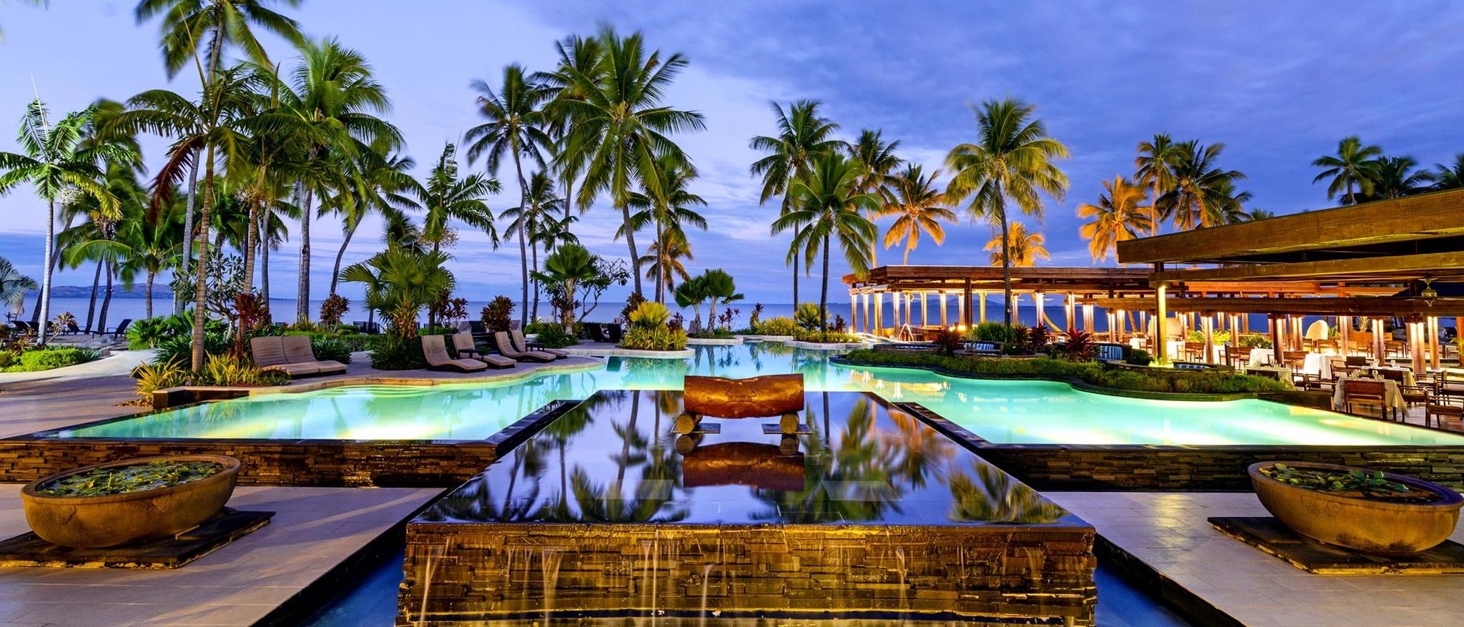 Sheraton Fiji Resort. Photo: Sheraton FIJI