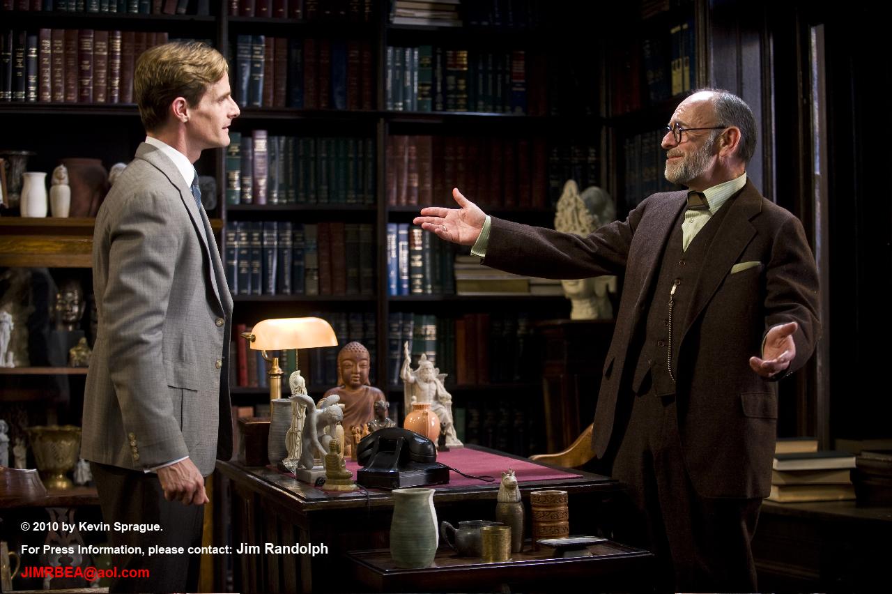 Off Broadway: Freud's Last Session