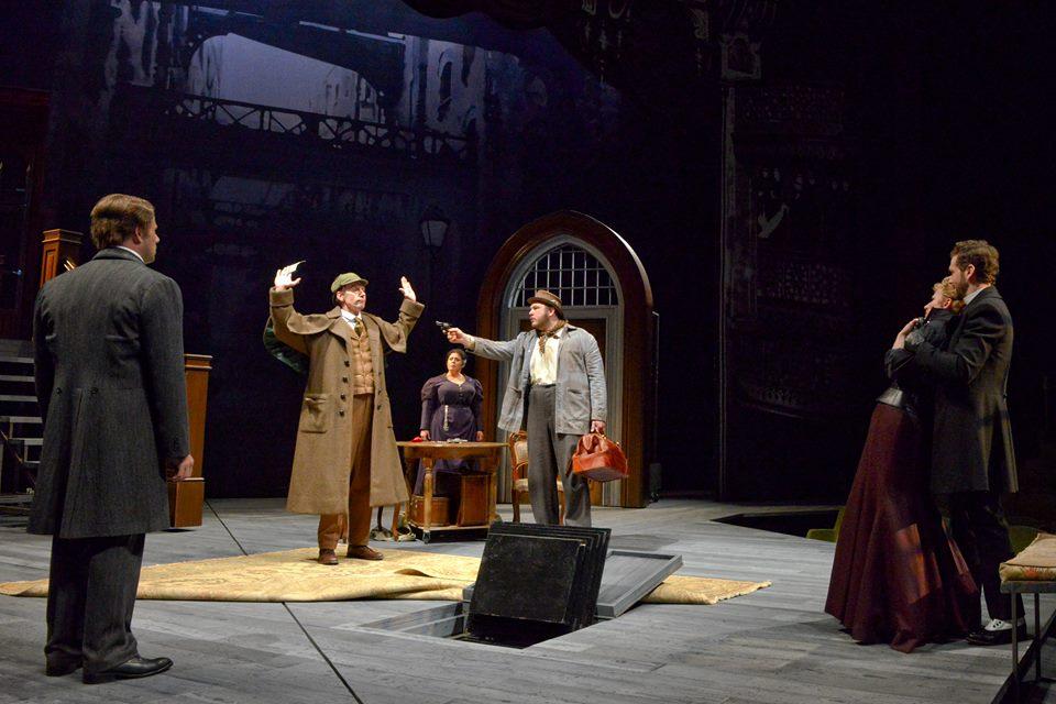 Dallas Theater Center: Sherlock Holmes