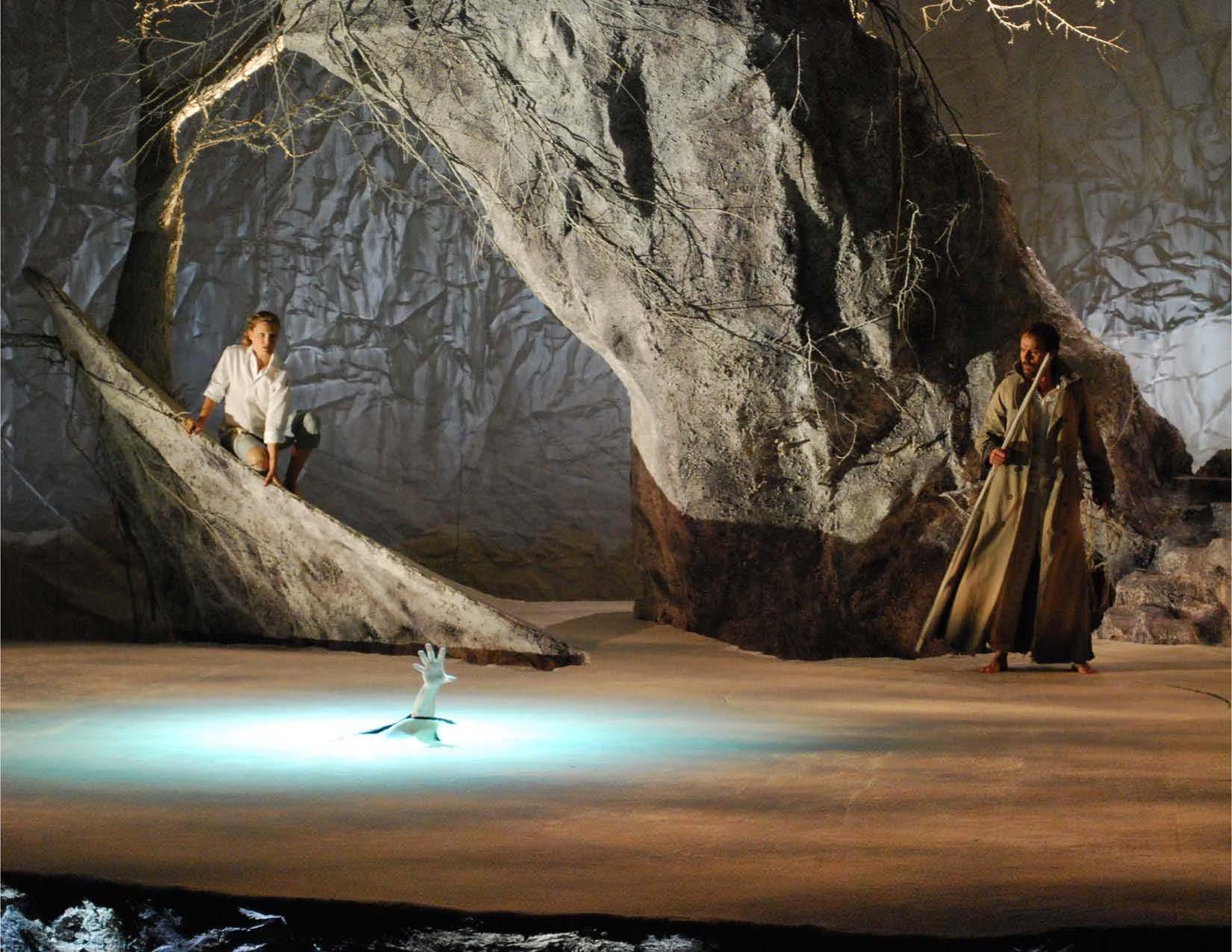 Dallas Theater Center: The Tempest
