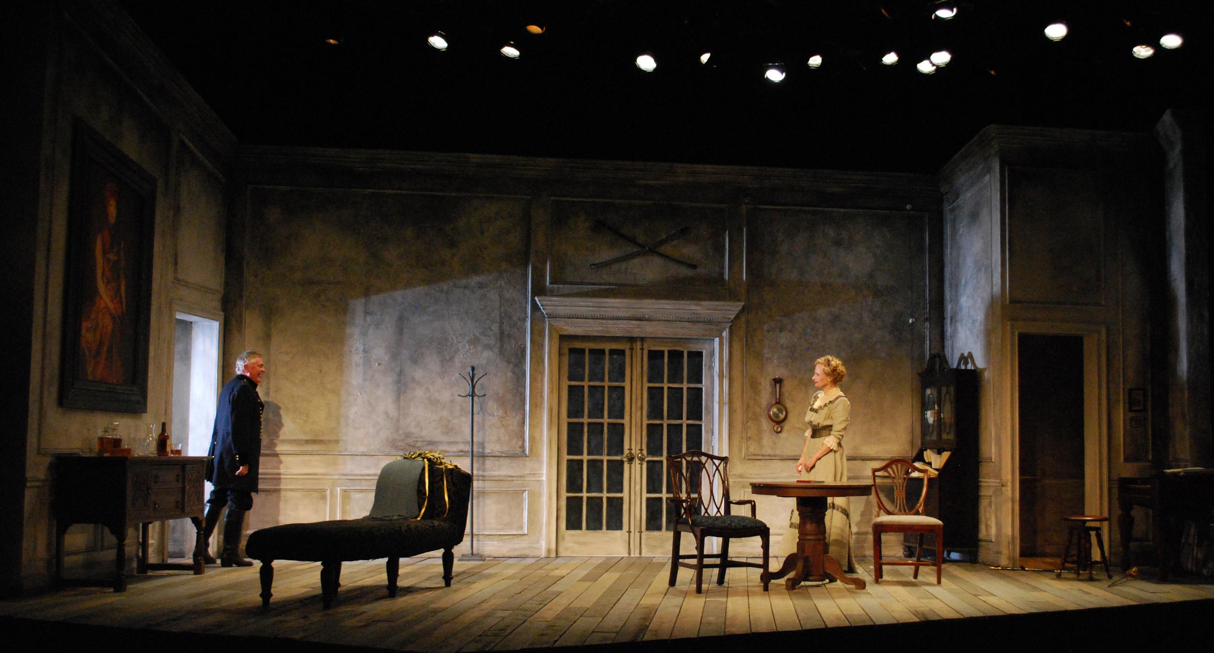 Off Broadway Lortel Theater: Dance of Death