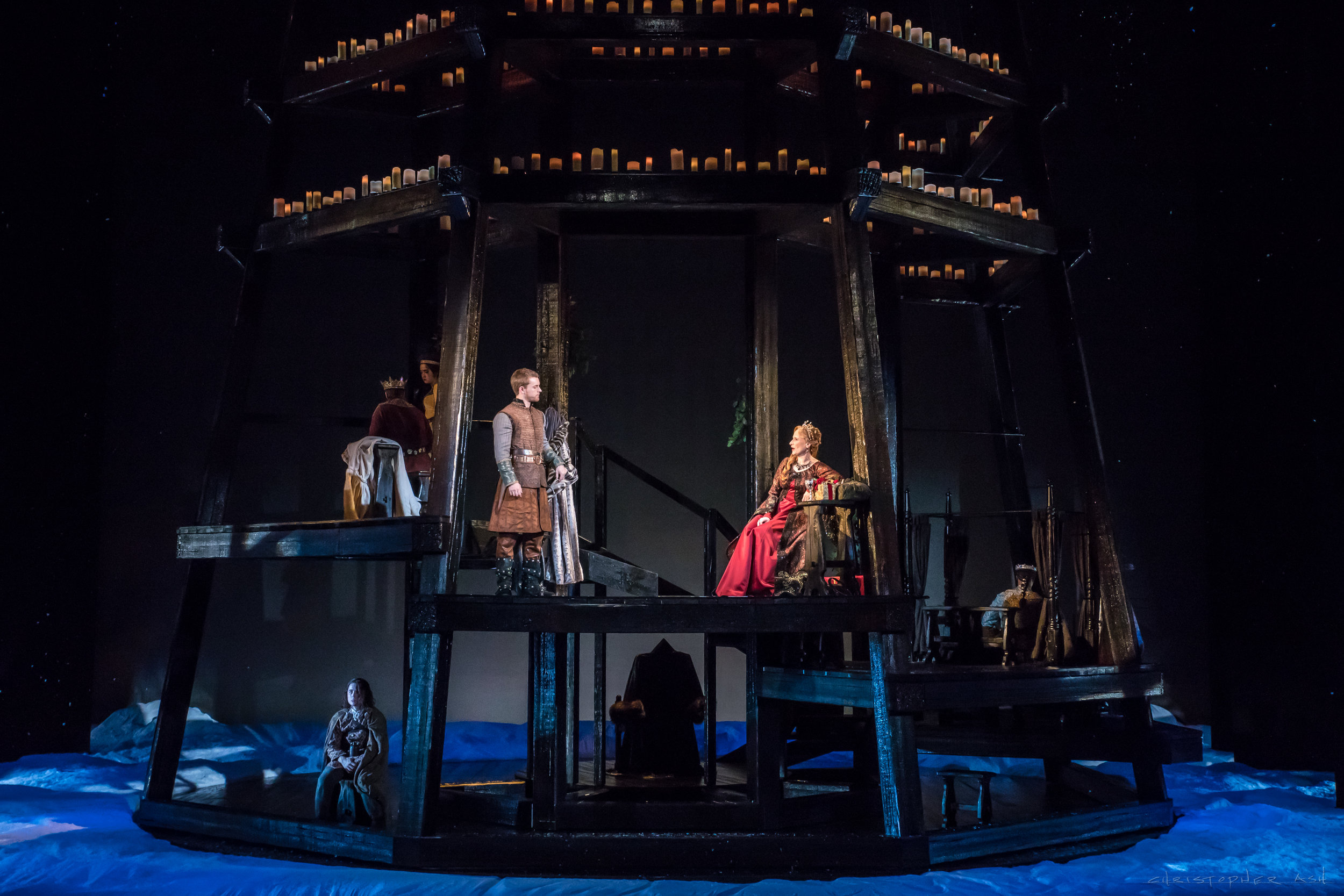 The Guthrie Theater: The Lion in Winter