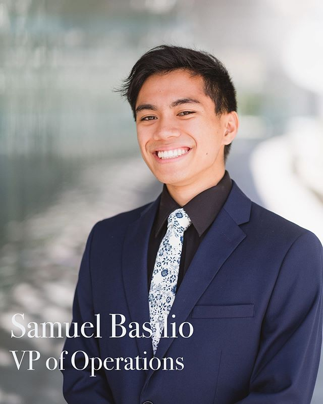 OFFICER SPOTLIGHT: SAMUEL BASILIO! Meet our VP of Operations, Sam, who had just organized a very successful and informative workshop titled Training the Trainer with Randy Taylor! Aside from his busy schedule of being the support system for various projects across the board, Sam has done an amazing job putting this workshop together! We all need a determined, organized, and detailed- oriented person in our lives and for us, that person is SAM! On behalf of the SHRM board, thank you Sam! #shrmatsjsu