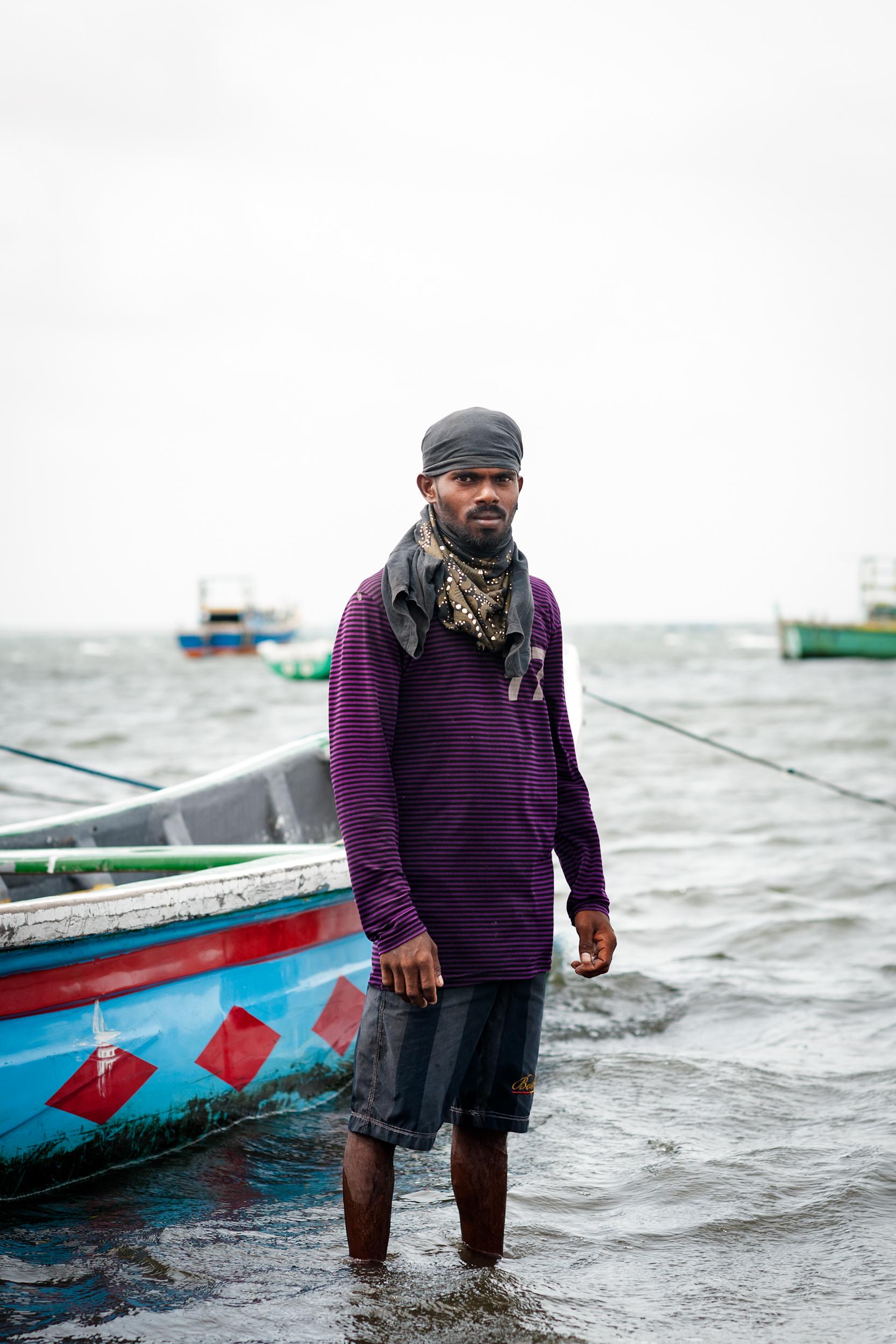 Fisherman, Jaffna